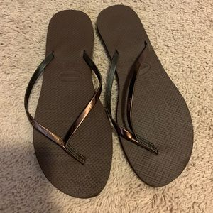 HAVAIANAS flip flop Sandals 41-42